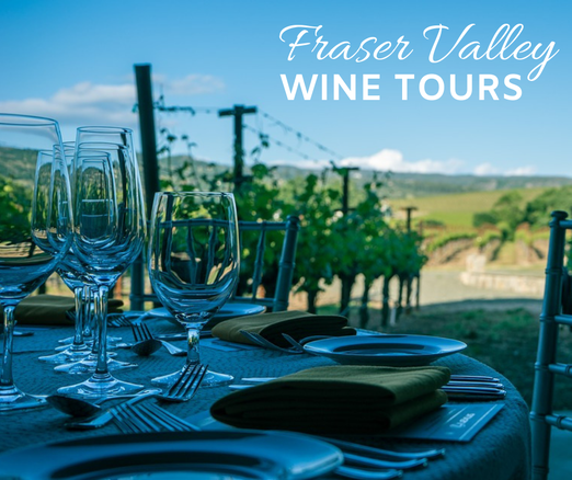 Vancouver wine tours