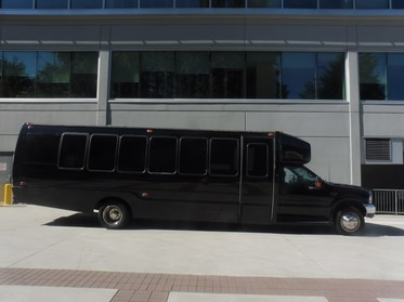 5 Star Limo Party Bus Surrey